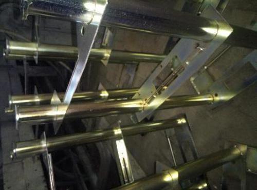 Покрытие металлоконструкций цинком Киев